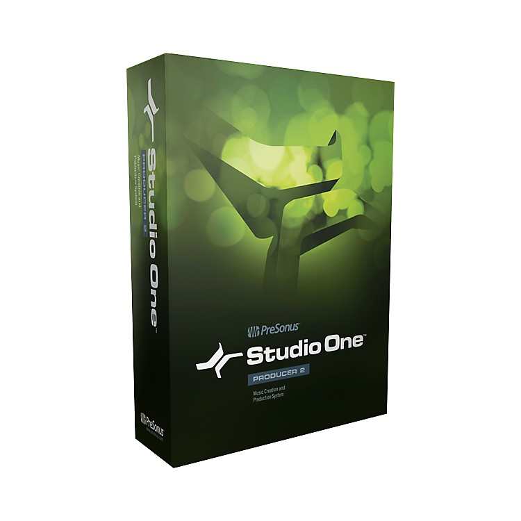 PreSonus Studio One 2.0 Producer Software Download