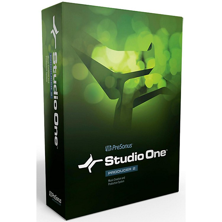 PreSonusStudio One 2.0 Producer Software DownloadSoftware Download