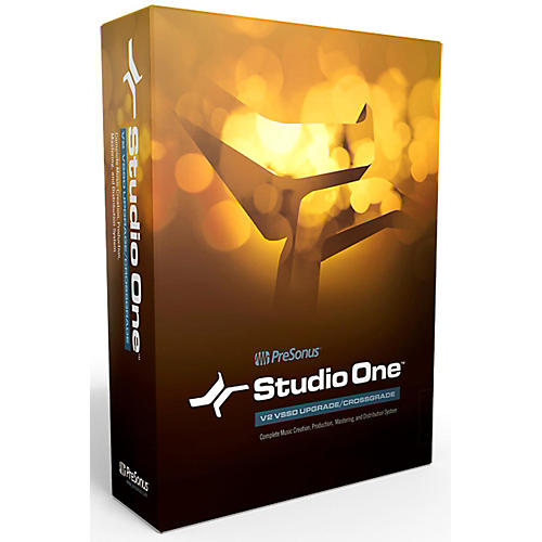 PreSonus Studio One 2.0 Producer to Professional Upgrade