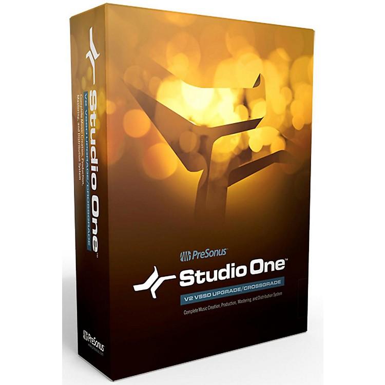 PreSonusStudio One 2.0 Professional Crossgrade Software DownloadSoftware Download