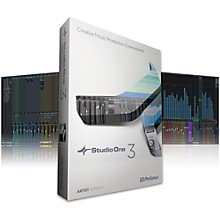 PreSonus Studio One Artist 3.0 Music Production Software on USB Thumb Drive