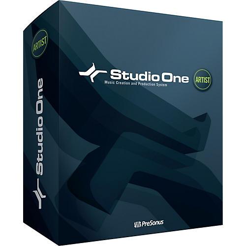 PreSonus Studio One Artist DAW Software