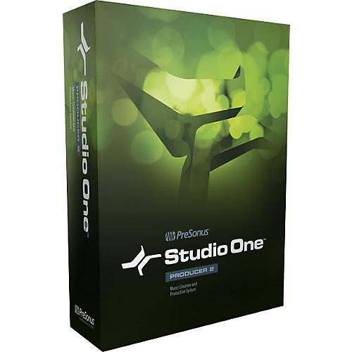 PreSonus Studio One Artist Version 1 to Producer 2.0 Upgrade