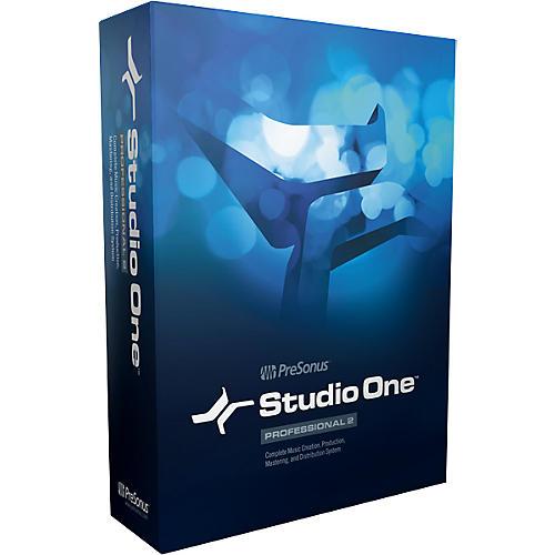 PreSonus Studio One Artist Version 1 to Professional 2.0 Upgrade