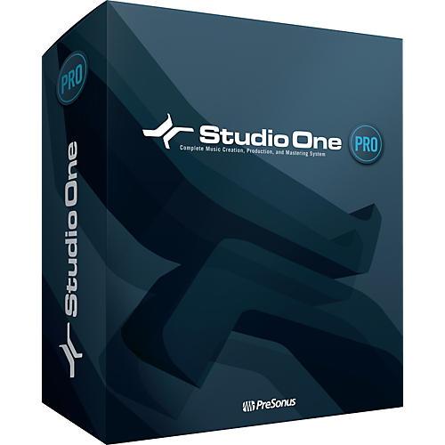 PreSonus Studio One Crossgrade