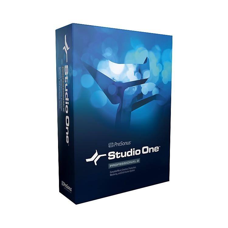 PreSonusStudio One Pro Version 1 to Studio One Professional 2 Upgrade - Promo Software Download *