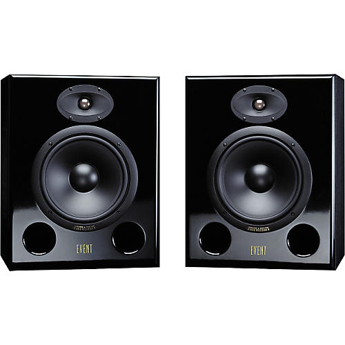 Event Studio Monitors : event studio precision 8 powered monitors musician 39 s friend ~ Hamham.info Haus und Dekorationen