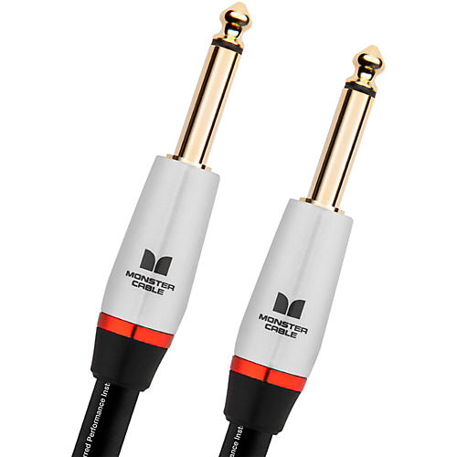 Monster Cable Studio Pro 2000 1/4 Straight to Straight Instrument Cable 21 ft.