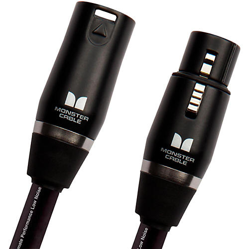 Microphone To Midi Cable : Monster cable studio pro xlr microphone