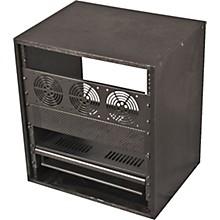 Gator Studio Rack Black 12-Space