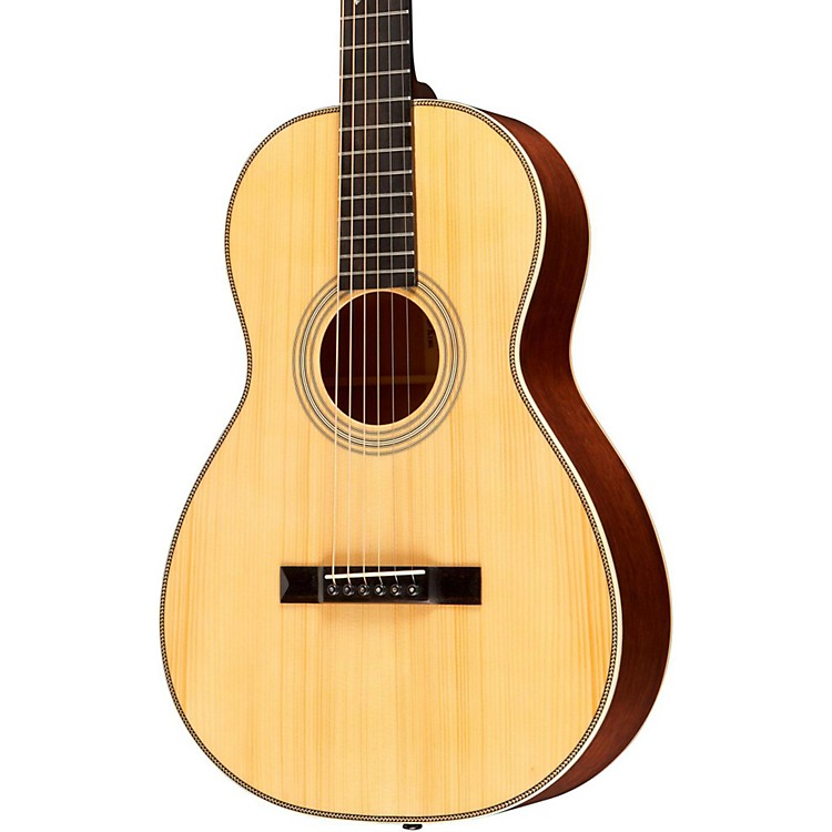 Recording King Studio Series 12 Fret O-Style Adirondack/Mahogany Acoustic Guitar Natural
