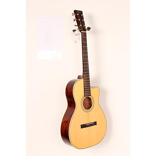 Recording King Studio Series 12 Fret OO Acoustic/Electric Guitar with Cutaway-thumbnail