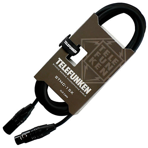 Telefunken Studio Series Premium XLR Mic Cable-thumbnail