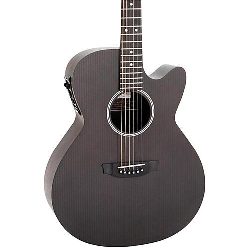 Rainsong Studio Series S-WS1000N2 Acoustic-Electric Guitar Carbon