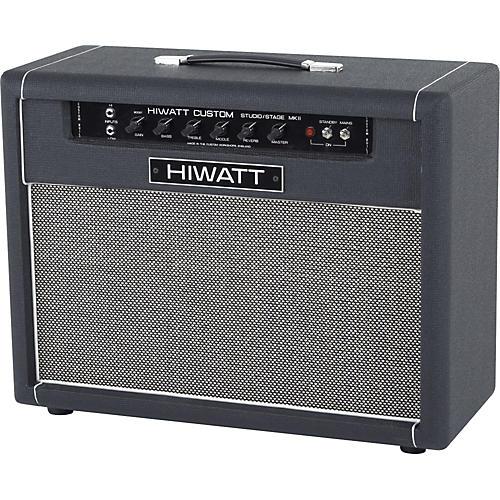 Hiwatt Studio Stage MKII 40W 2X12 Tube Guitar Combo Amp