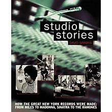 Backbeat Books Studio Stories Book