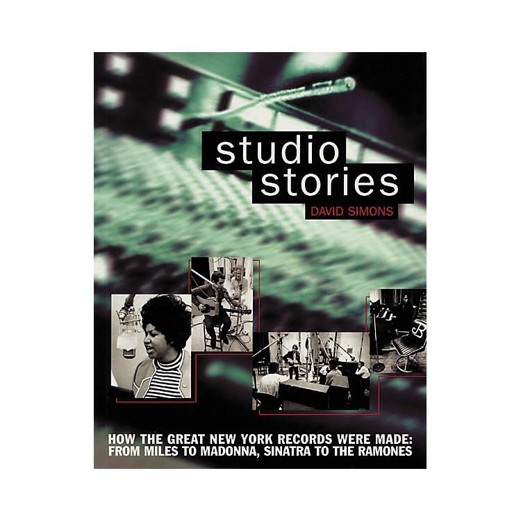 Backbeat BooksStudio Stories Book