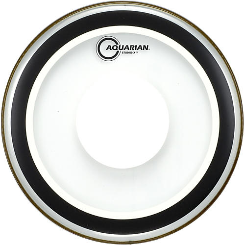 Aquarian Studio-X Power Dot Drumhead  16 in.