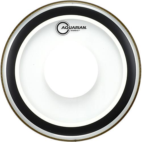 Aquarian Studio-X Power Dot Drumhead  6 in.