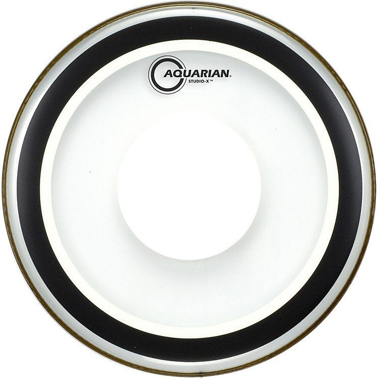Aquarian Studio-X Power Dot Drumhead  8 Inches
