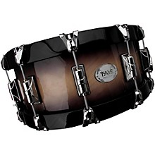 Taye Drums StudioBirch Wood Hoop Snare Drum 14 x 6 Natural to Black Burst Finish