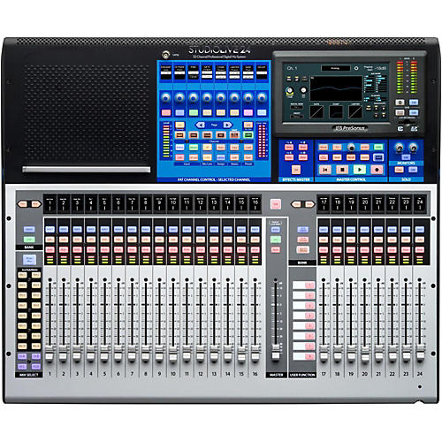 PreSonus StudioLive 24 Series III 24-channel Digital Console Mixer