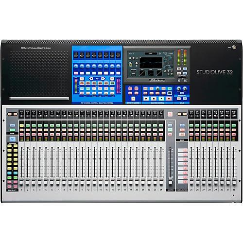PreSonus StudioLive 32 Digital Mixer-thumbnail