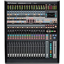 PreSonus StudioLive CS18AI Ethernet/AVB Control Surface with 18 Touch-Sensitive Moving Faders Level 2 Regular 888366042861