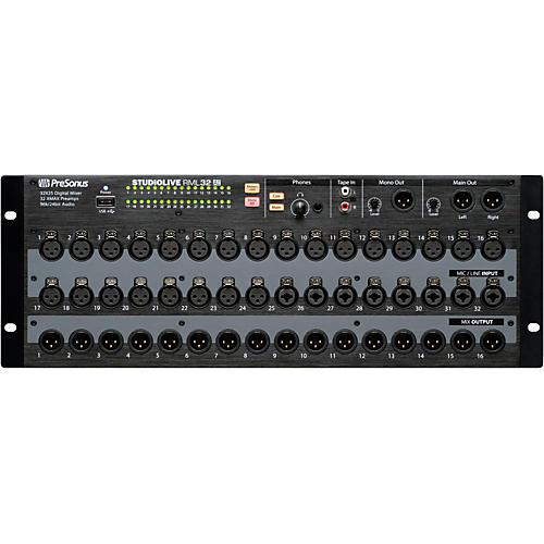 PreSonus StudioLive RML 32AI 32-Channel Rackmount Digital Mixer-thumbnail