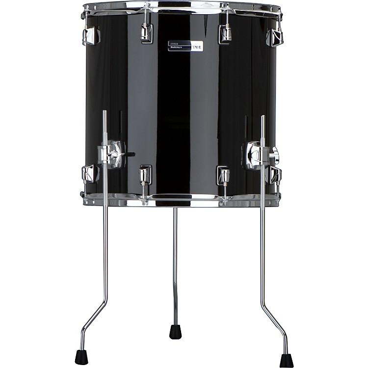 Taye DrumsStudioMaple Floor TomPiano Black16