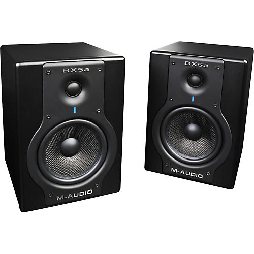 M-Audio Studiophile BX5a Deluxe Active Monitors