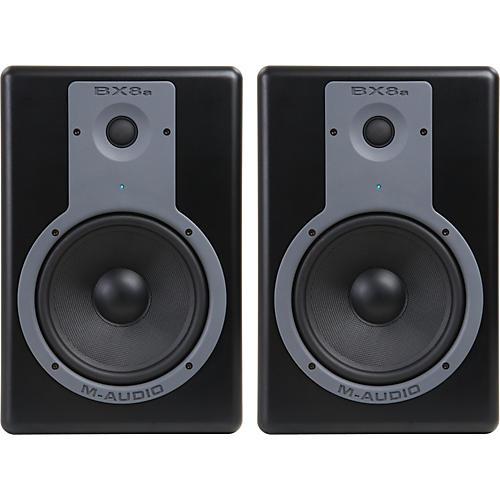 M-Audio Studiophile BX8a 130-Watt Bi-Amplified Studio Reference Monitors