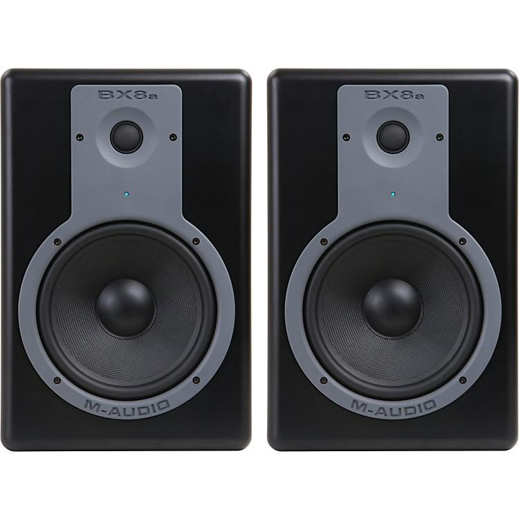 M-AudioStudiophile BX8a 130-Watt Bi-Amplified Studio Reference Monitors