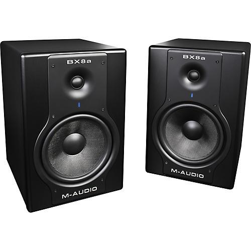 M-Audio Studiophile BX8a Deluxe Active Monitors
