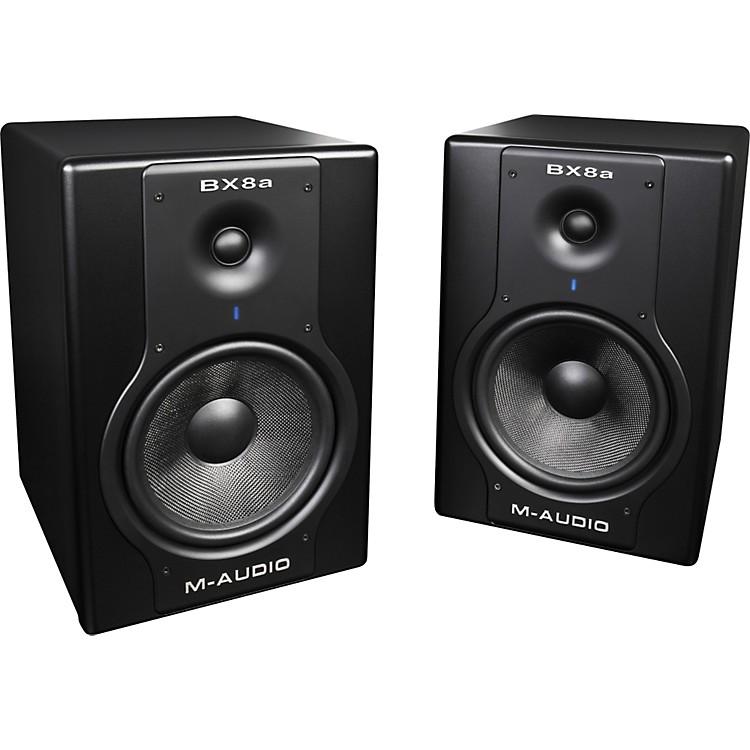 M-AudioStudiophile BX8a Deluxe Active Monitors