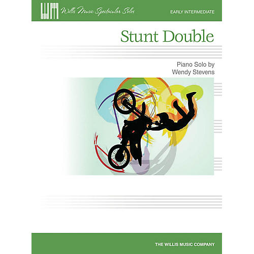Willis Music Stunt Double (Early Inter Level) Willis Series by Wendy Stevens-thumbnail
