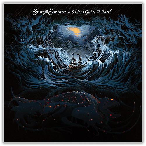 WEA Sturgill Simpson - A Sailor'S Guide To Earth (180 Gram Vinyl W/Bonus Cd)