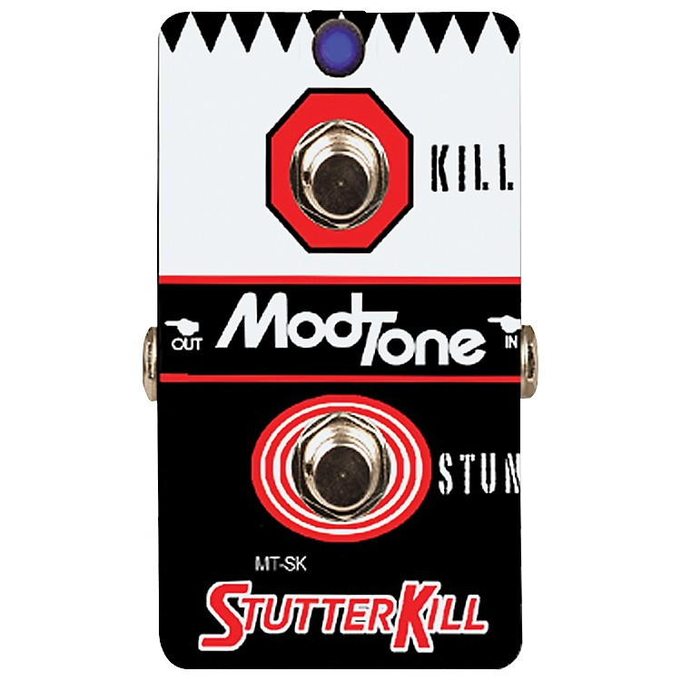 Modtone StutterKill Kill Switch Guitar Effects Pedal