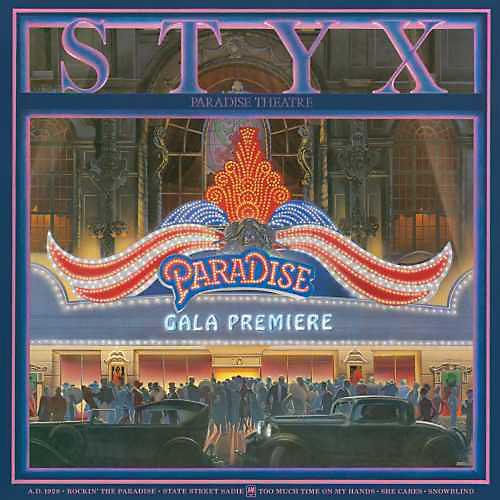 Alliance Styx - Paradise Theater