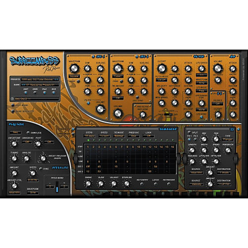 Rob Papen Sub Boom Bass Virtual Synth Software Download