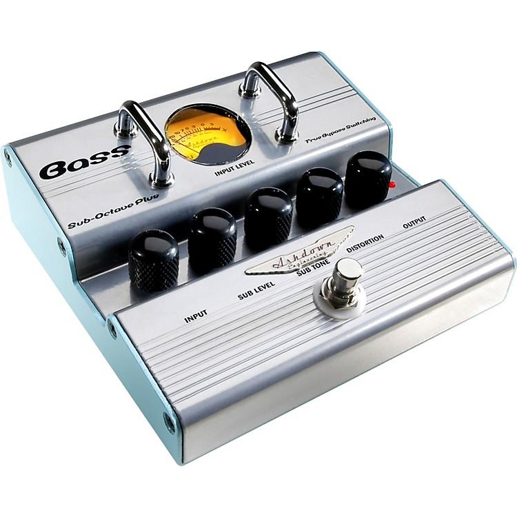 AshdownSub-Octave Plus Distortion Bass Effects Pedal