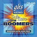 GHS Sub Zero Guitar Boomers Light  Thumbnail