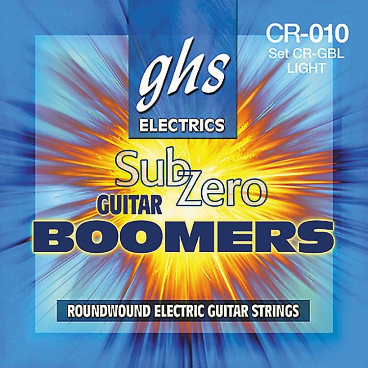 GHSSub Zero Guitar Boomers Light