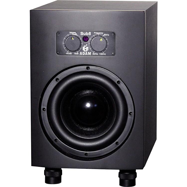 ADAM AudioSub8 Powered Studio SubwooferBlack
