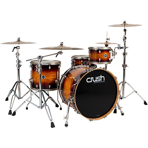 Crush Drums & Percussion Sublime AXM 4-Piece Shell Pack with 22