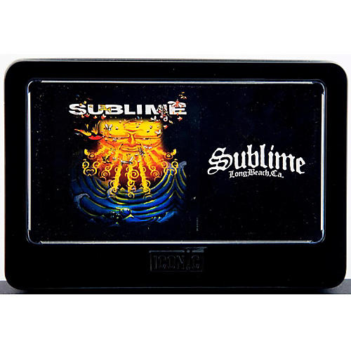Iconic Concepts Sublime Everything Under The Sun 3D Lenticular Jigsaw Puzzle in Tin Box-thumbnail