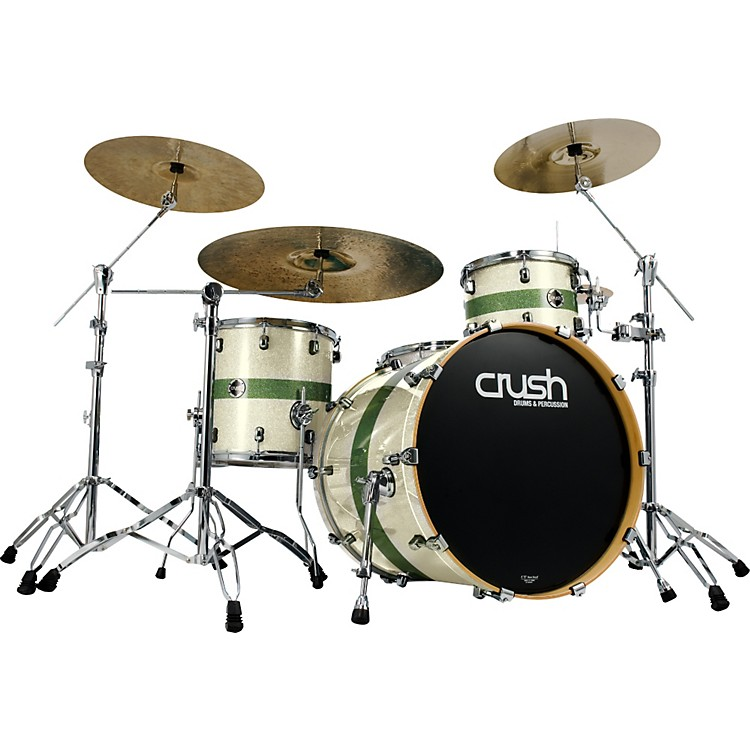 Crush Drums & PercussionSublime Maple 4-Piece Shell Pack w/ 24