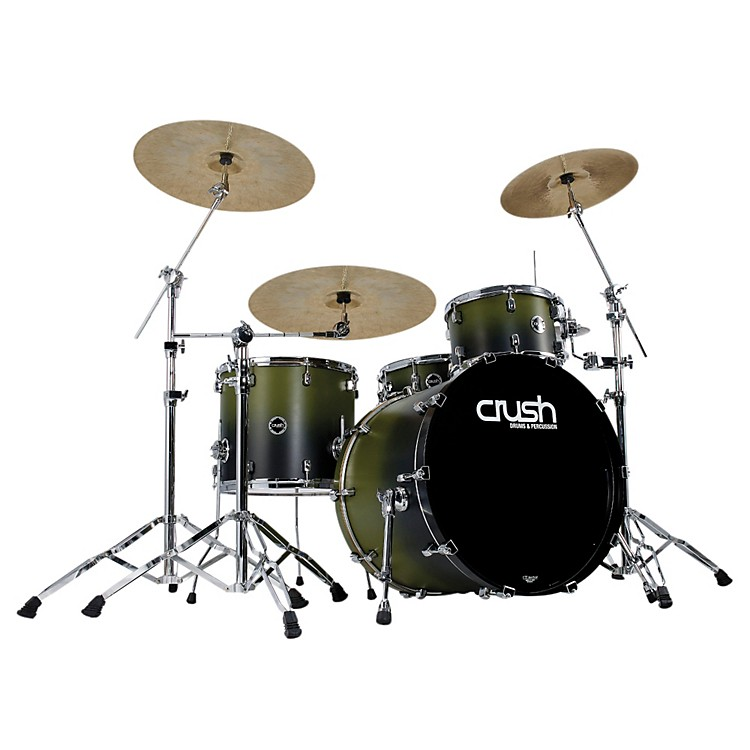 Crush Drums & Percussion Sublime Tour Maple 4-Piece Shell Pack
