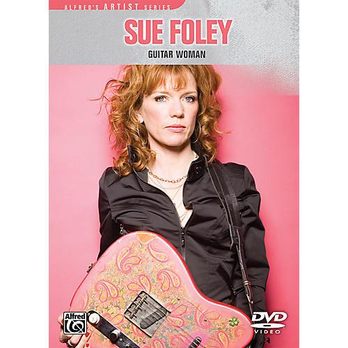 Alfred Sue Foley Guitar Woman DVD-thumbnail