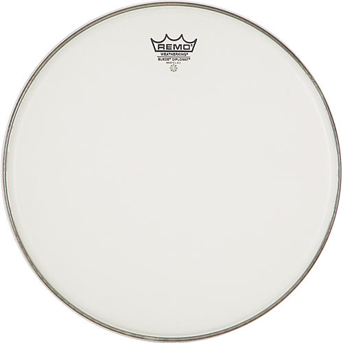 Remo Suede Diplomat Drum Heads-thumbnail